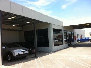 Building Constructio Additions Goldy Motors After1 also Commercial Industrial