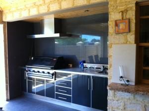 Home Improvements Alfresco Cabinets