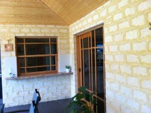Home improvements renovations. Alfresco